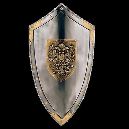 Charles V Holy Roman Empire Shield by Marto