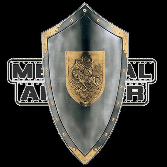 Steel Shield of El Cid Campeador by Marto