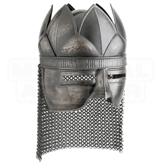 Conan the Barbarian Helmet of Thorgrim by Marto