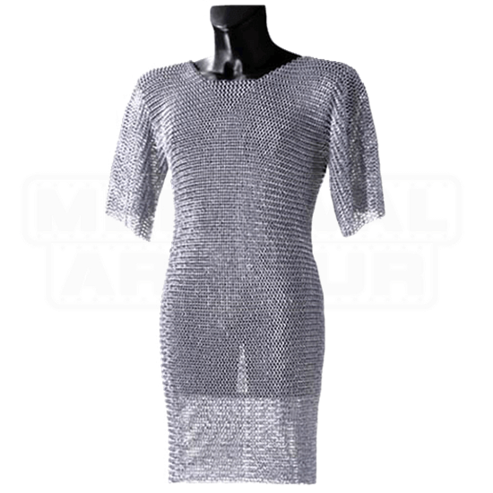 Chain Mail Hauberk by Marto