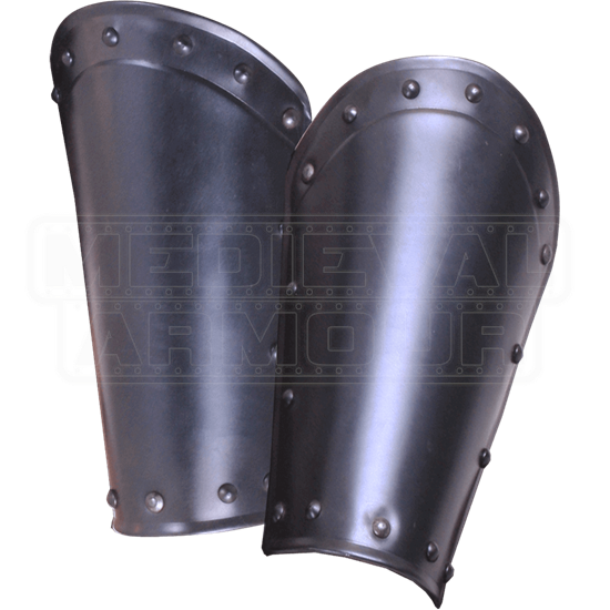 Blackened Balthasar Bracers