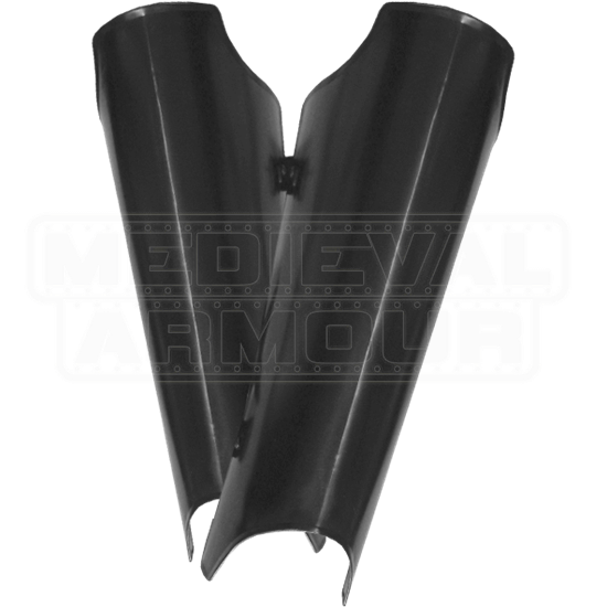 Blackened Markward Greaves