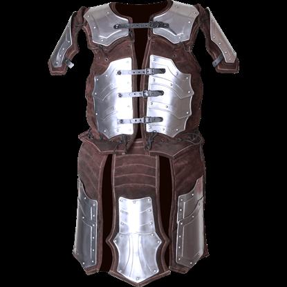 Steel Fafnir Brigandine