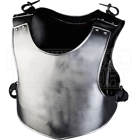 Steel Elias Short Cuirass
