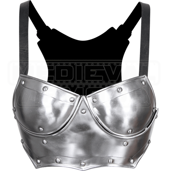 Steel Mina Chest Armour