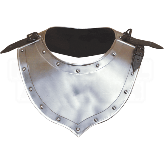 Steel Balthasar Gorget