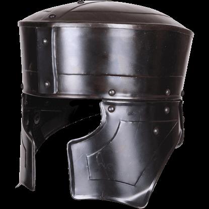 Blackened Undead Helmet