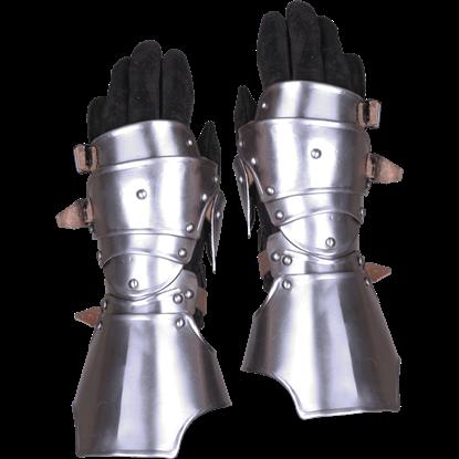 Steel Markward Gauntlets