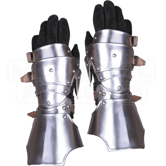 Steel Markward Gauntlets