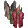 Alistair Leather Bracers