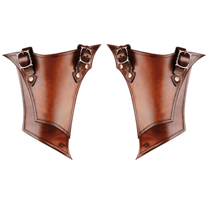 Kendra Leather Tassets for Ladies