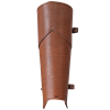 Sigfrid Leather Greaves