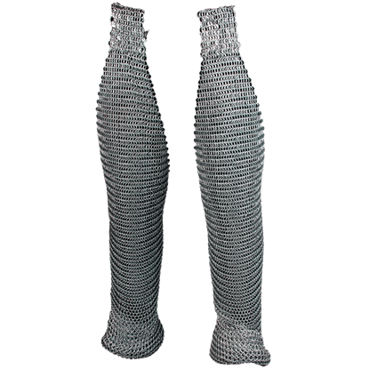 Chainmail Chausses