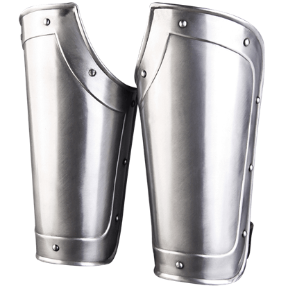 Edward Steel Bracers