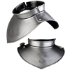 Steel Lucas Youth Gorget