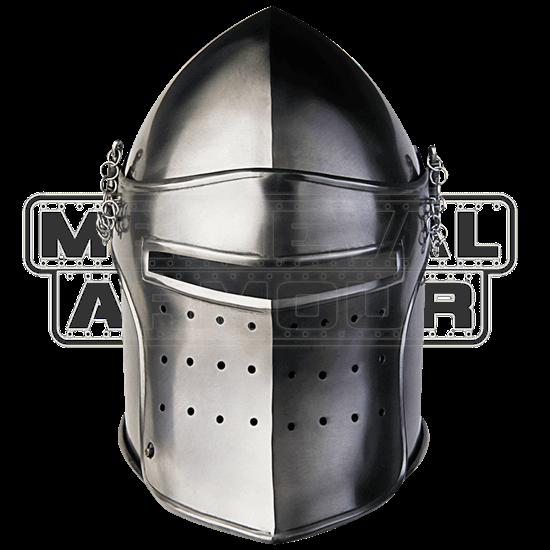 Magnus Visor Steel Helmet
