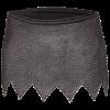 Richard Darkened Chainmail Skirt
