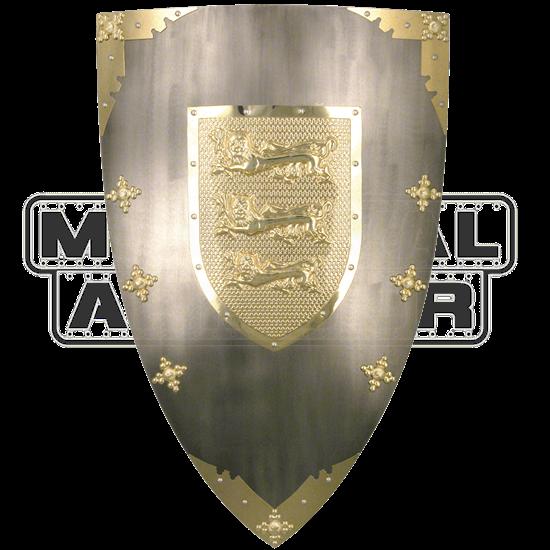 Decor Shield of Richard the Lionheart
