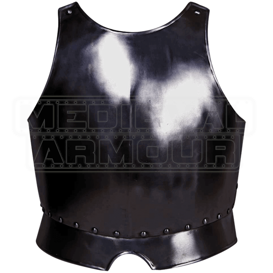 Blackened Lucas Breastplate