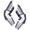 Steel Markward Full Arm Guards