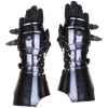 Blackened Markward Gauntlets