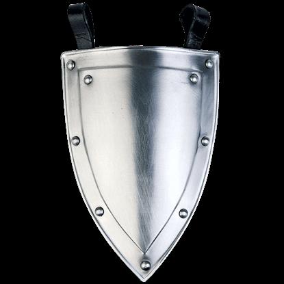 Steel Balthasar Shield Tasset