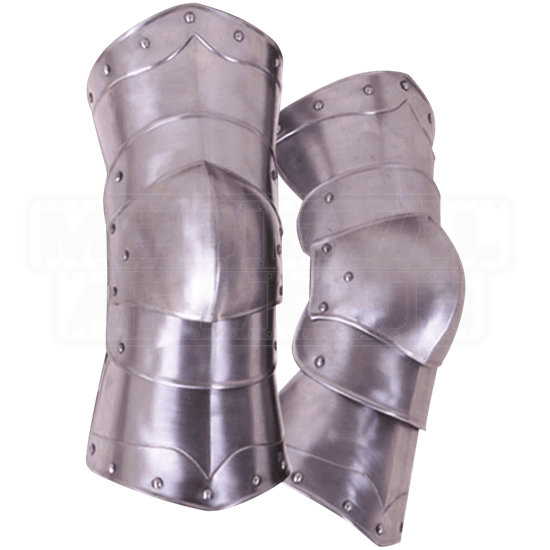 Steel Conrad Knee Protection