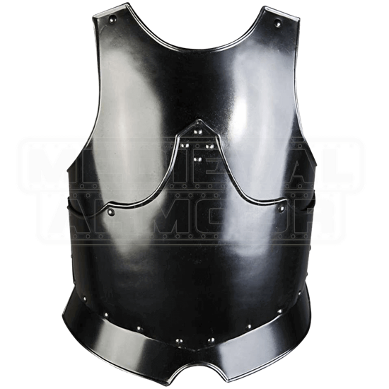 Blackened Gustav Breastplate