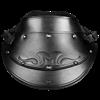 Siegfried Leather Gorget