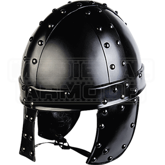 Blacwin Darkened Norman Helmet