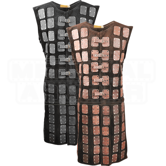 Osric Leather Brigandine