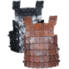 Shapur Leather Lamellar Armour