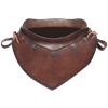 Titus Leather Gorget