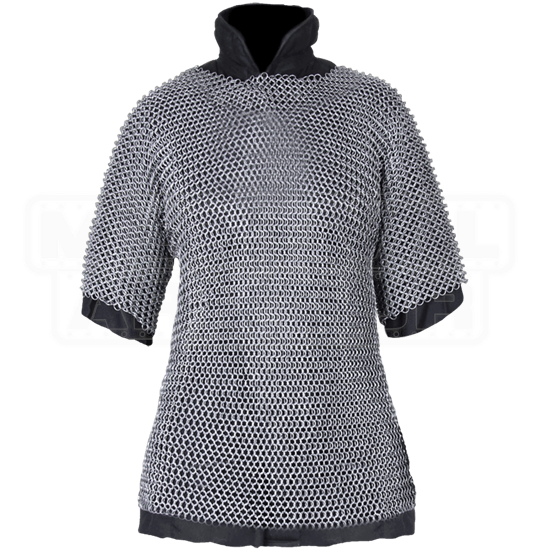 David Oiled Chainmail Hauberk