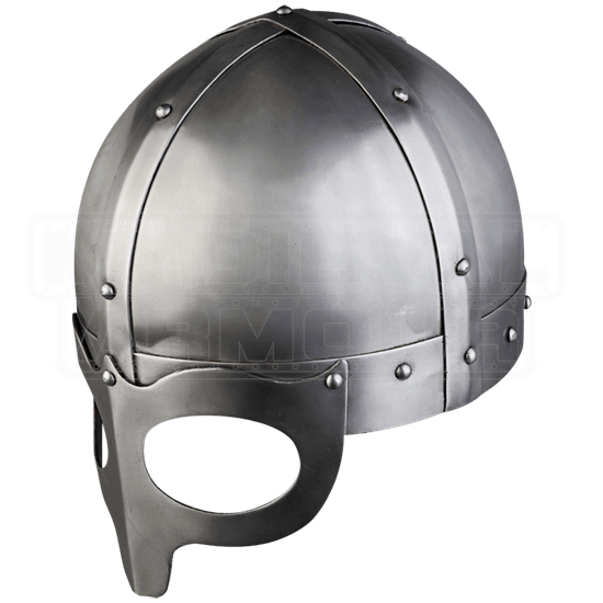 Einar Steel Viking Helmet