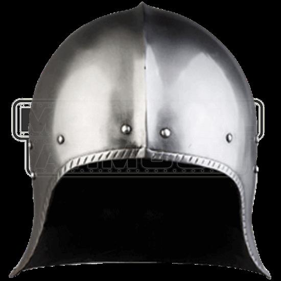 Franz Steel Open Sallet