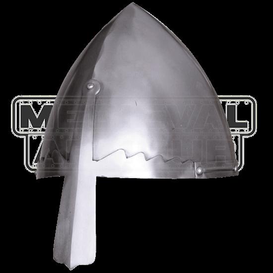 Harding Steel Norman Helmet