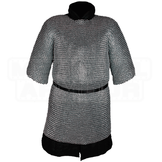 John Steel Flat Ring Chainmail Hauberk