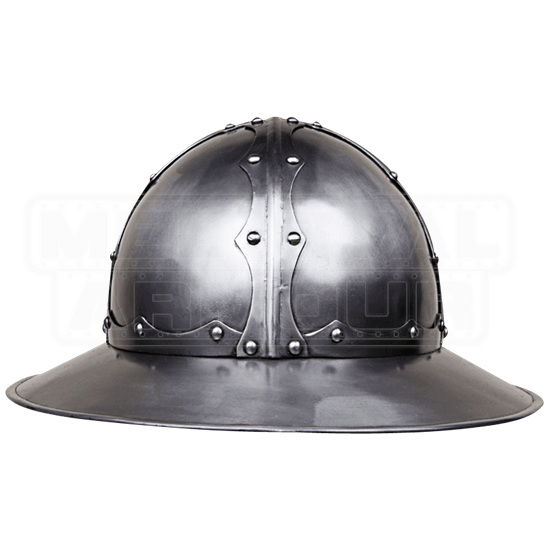 Jupp Steel Kettle Helmet