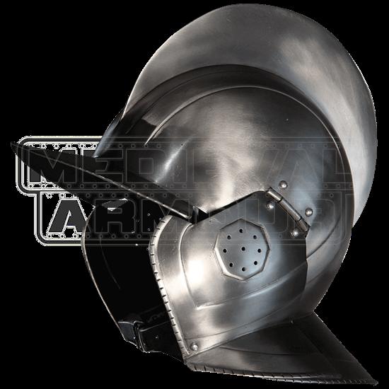 Kaspar Steel Helmet