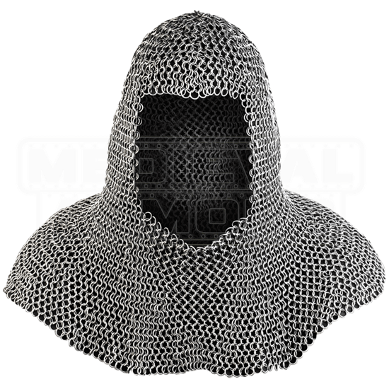 Richard Steel Chainmail Coif