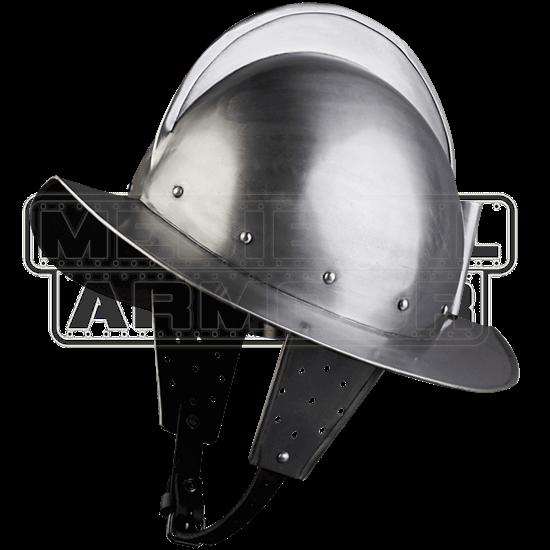 Rodrigo Morion Steel Helmet