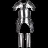 Steel Georg Breastplate