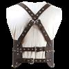 Baudouin Leather Breastplate