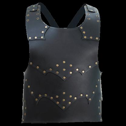 Behan Leather Breastplate