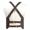 Behan Leather Breastplate