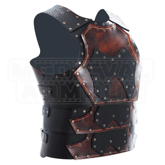 Praetorian Leather Cuirass