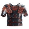 Praetorian Cuirass and Pauldron Set