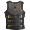 Mercenary Leather Cuirass