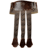 Odomar Viking Leather Belt